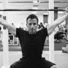 Entrenamiento Barra con pesa, Gimnasio fitness