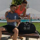 Piscina Fitness Granada mochila de entrenamiento