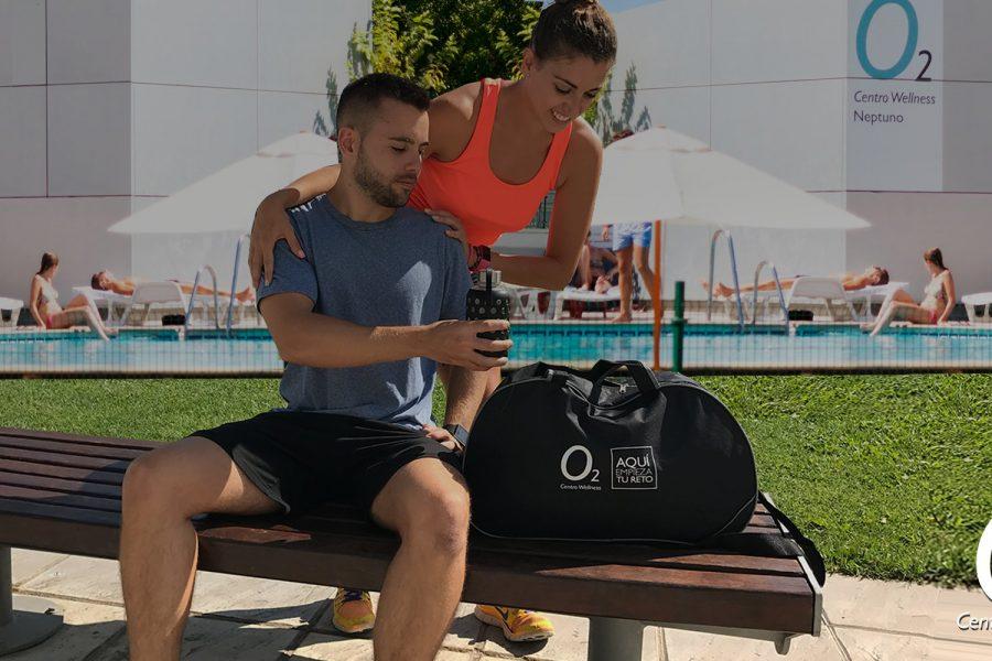 ¿Estás en Granada? ¿Buscas Piscina, Fitness y el mejor ambiente?