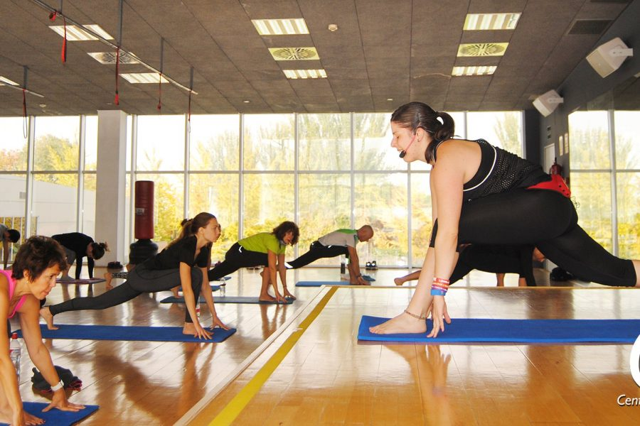 No te pierdas la Master Class Especial de Body Balance