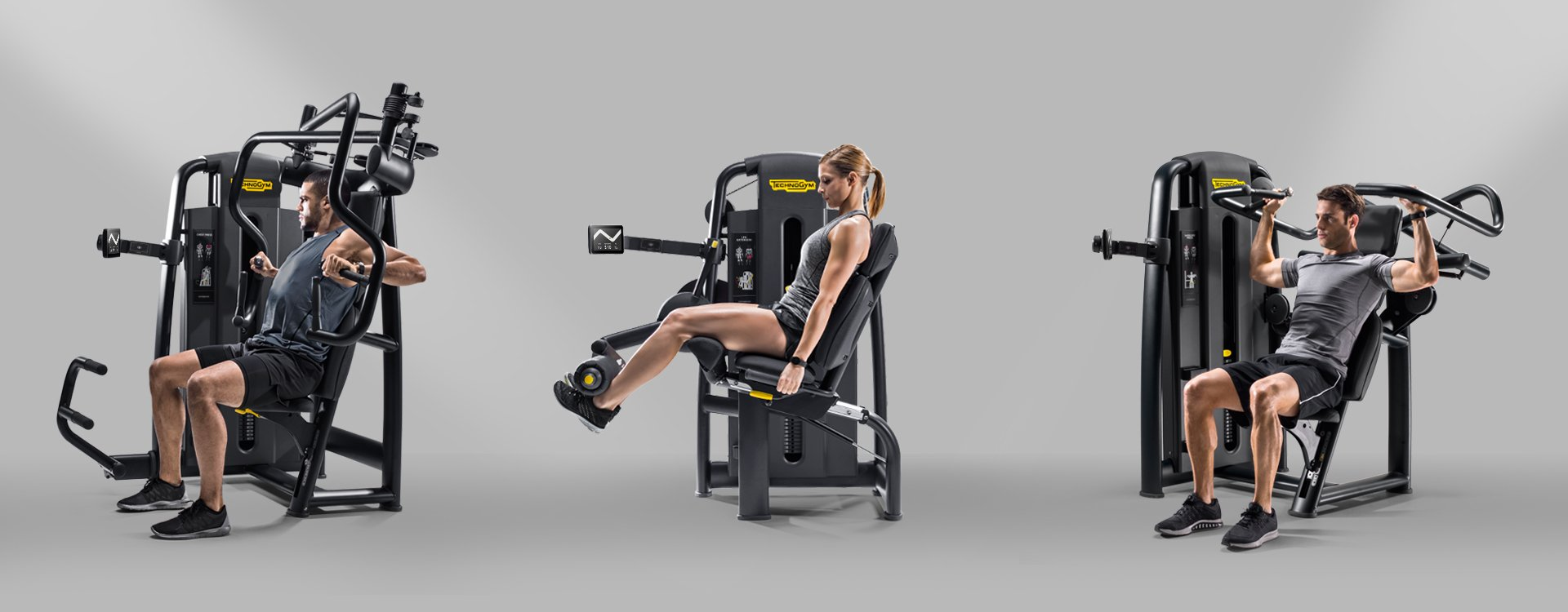 Musculación – Selection Pro