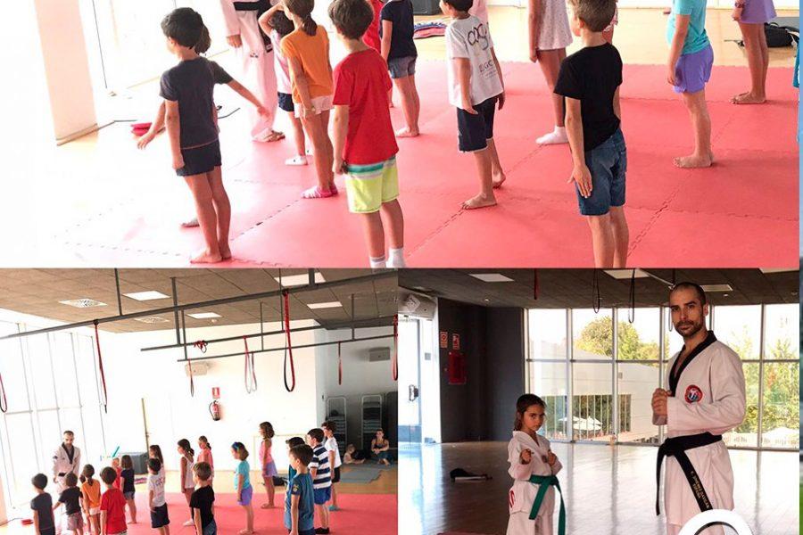 Aprende Taekwondo con Nosotros
