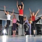 zumba dance fitness gimnasio