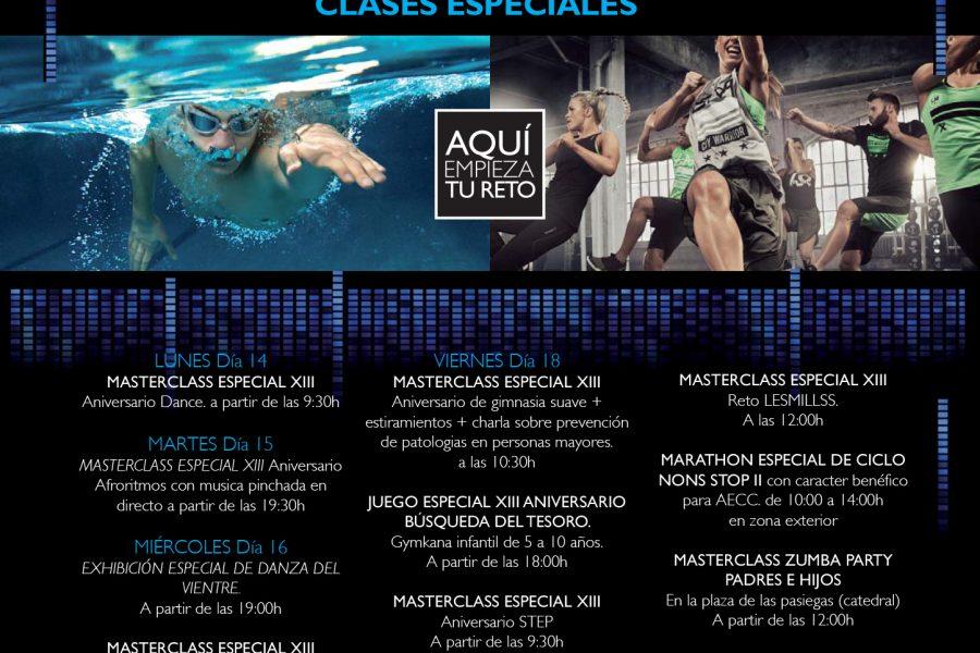 12 + 1 Aniversario O2cw Granada