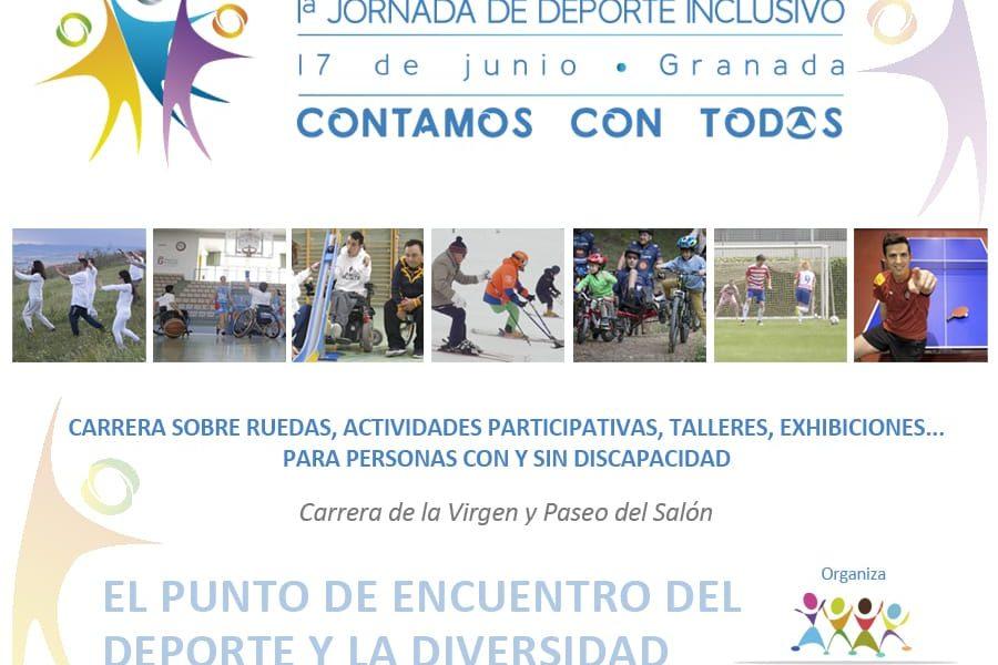 Primera Jornada de Deporte Inclusivo Granada