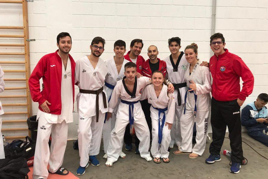 Enhorabuena a nuestro equipo Taekwondo ProTKD por sus logros